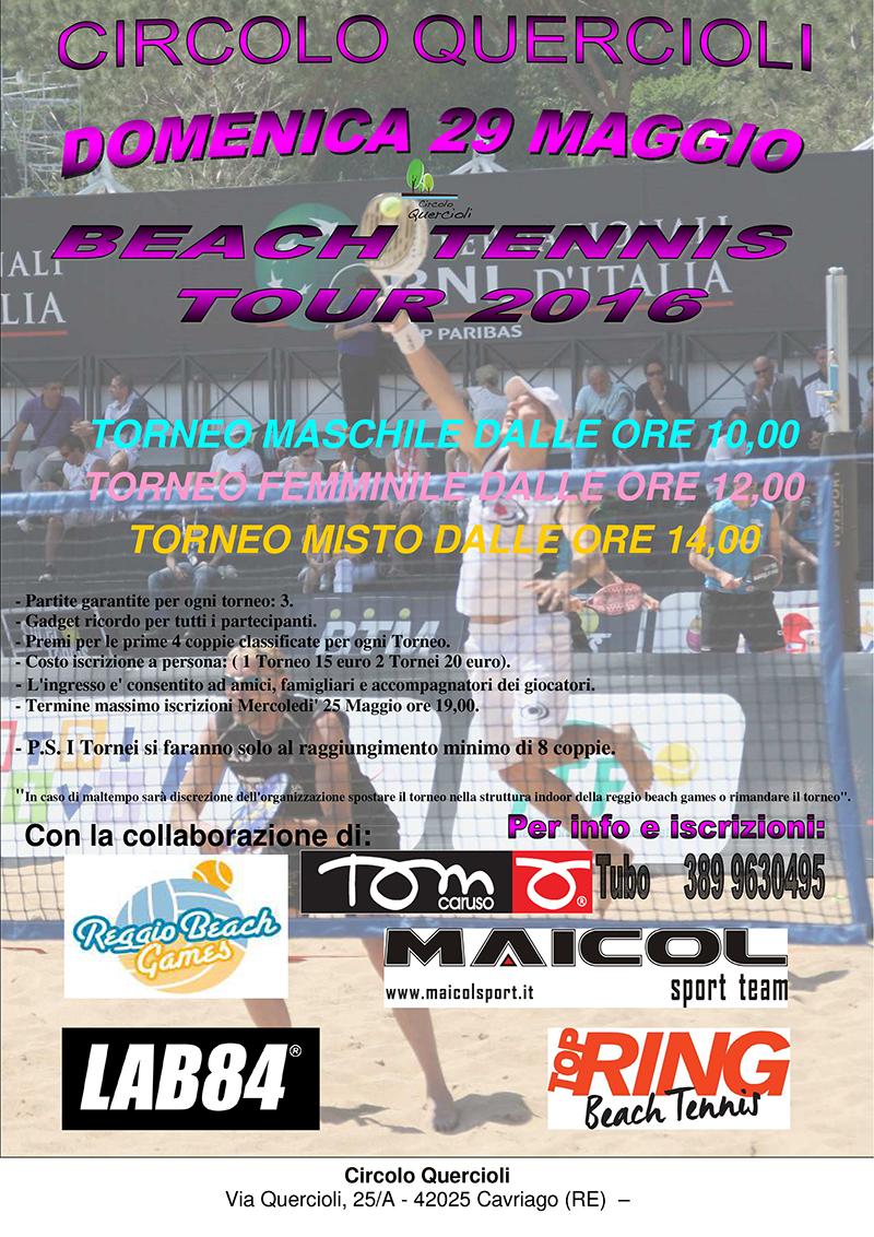 BEACH TENNIS 28MAGGIO2016
