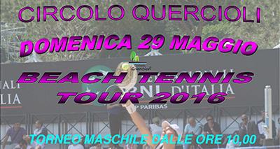 29/05 BEACH TENNIS TOUR 2016