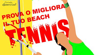 PROVA O MIGLIORA IL TUO BEACH TENNIS