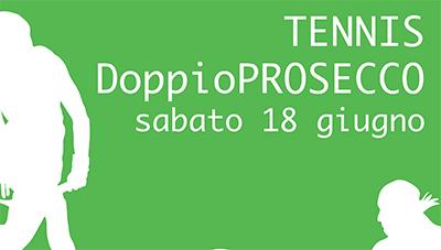18/06 TENNIS DOPPIO PROSECCO