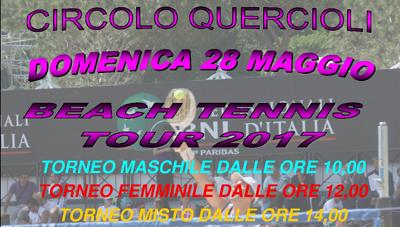 28/05 BEACH TENNIS TOUR 2017